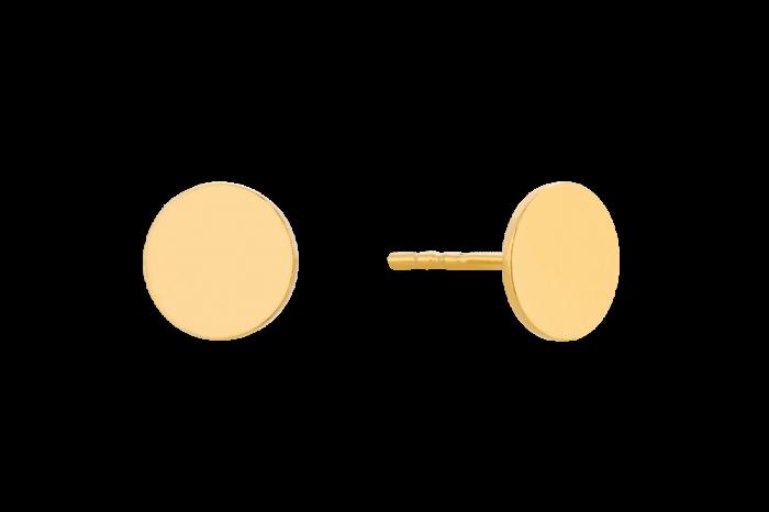 Kolczyki na szyfcie